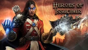 Heroes of Issachar cover