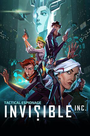 Invisible, Inc. cover