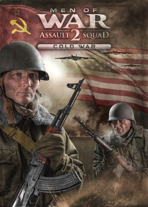 Men of War: Assault Squad 2 - Cold War cover