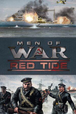 Men of War: Red Tide cover