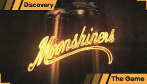 Moonshiners The Game cover