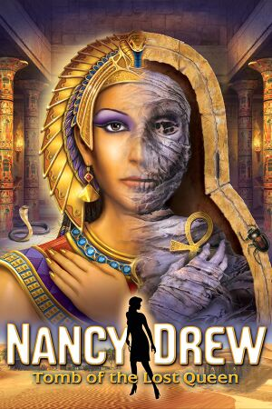 Nancy Drew: Tomb of the Lost Queen cover