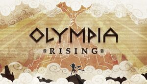 Olympia Rising cover