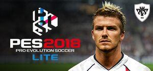 Pro Evolution Soccer 2018 Lite cover