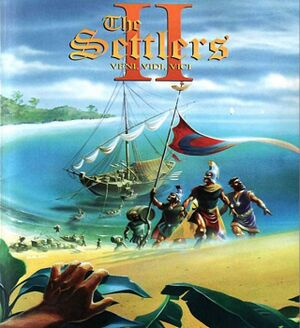 The Settlers II: Veni, Vidi, Vici cover