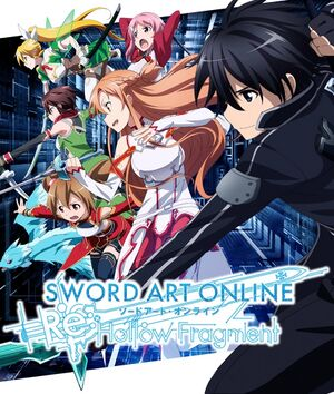 Sword Art Online Re: Hollow Fragment cover