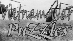 Vietnam War Puzzles cover