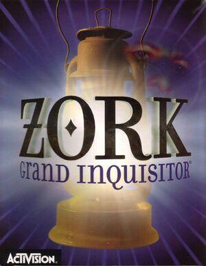 Zork: Grand Inquisitor cover
