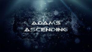 Adam's Ascending cover