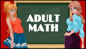 Adult Math cover