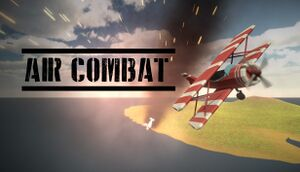 Air Combat Arena cover