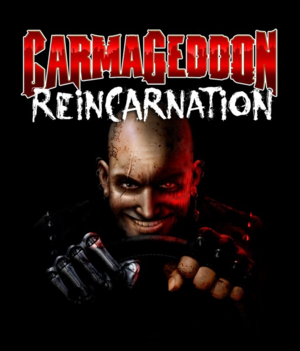 Carmageddon: Reincarnation cover