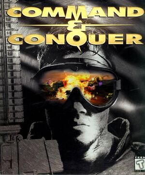 Command & Conquer cover