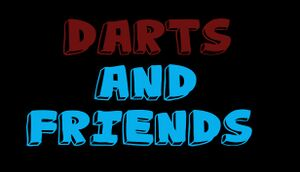 Darts and Friends cover