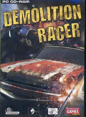 Demolition Racer cover