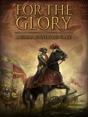 For the Glory: A Europa Universalis Game cover