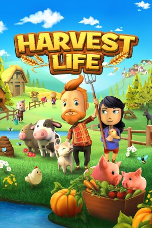 Harvest Life cover