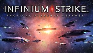 Infinium Strike cover