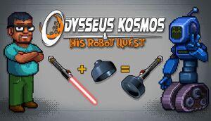 Odysseus Kosmos and his Robot Quest: Episode 1 cover