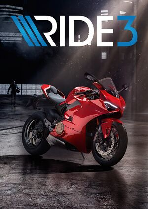 Ride 3 cover