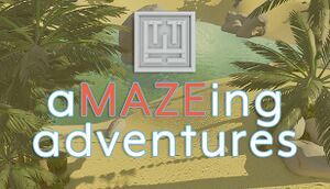 AMAZEing Adventures cover