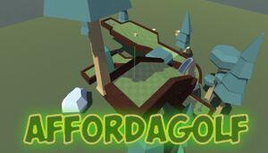 AffordaGolf Online cover