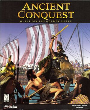 Ancient Conquest: Quest for the Golden Fleece cover
