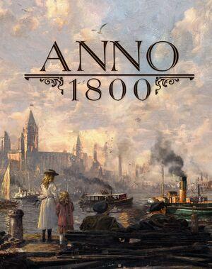 Anno 1800 cover