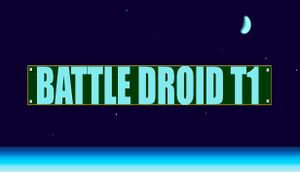 Battle Droid T1 cover