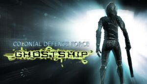 CDF Ghostship cover