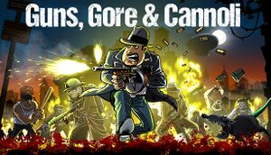 Guns, Gore & Cannoli cover