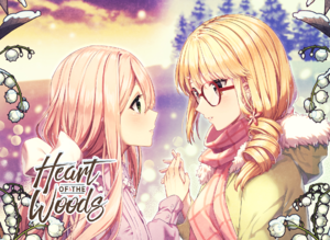 Heart of the Woods cover
