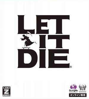 Let It Die cover