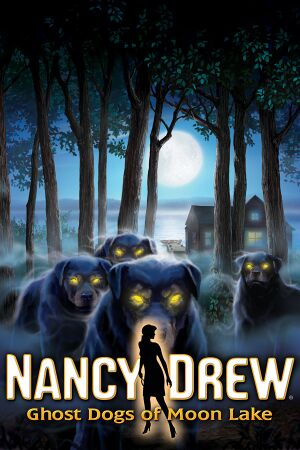 Nancy Drew: Ghost Dogs of Moon Lake cover
