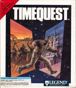 Timequest cover