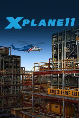 X-Plane 11 cover