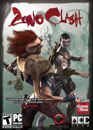 Zeno Clash cover