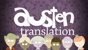 Austen Translation cover