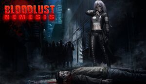 BloodLust 2: Nemesis cover