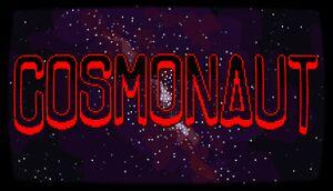 Cosmonaut cover