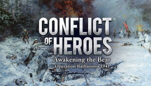Conflict of Heroes: Awakening the Bear cover