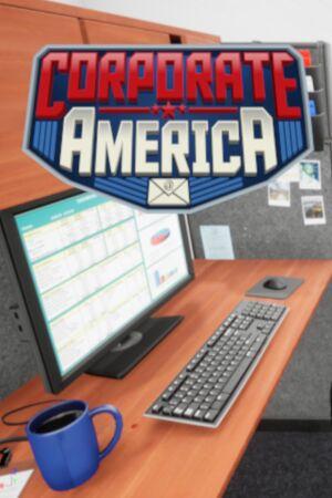 Corporate America cover