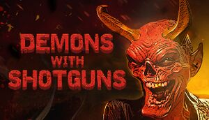 Demons with Shotguns cover