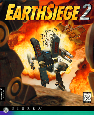 Earthsiege 2 cover