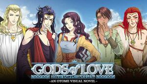 Gods of Love: An Otome Visual Novel cover