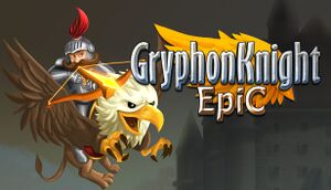 Gryphon Knight Epic cover