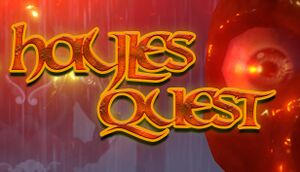 Hayles Quest cover