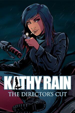Kathy Rain: Director's Cut cover