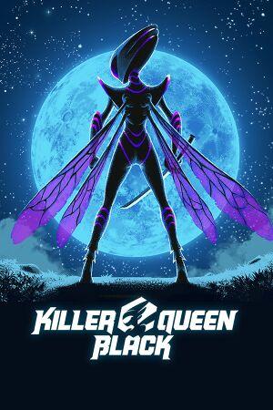 Killer Queen Black cover