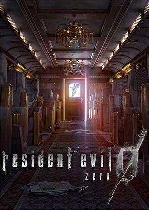 Resident Evil Zero HD Remaster cover